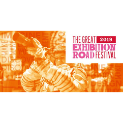 Preparing for the Great Exhibition Road Festival 2019